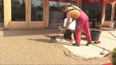Kamenný koberec PIEDRA opět v TV PRIMA Receptář prima nápadů 20.04.2014 Tv, Baseball Cards, Cousins, Tvs, Television Set
