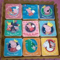 Galletas de Peppa Pig