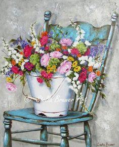 12-Beaux tableaux de Stella Bruwer