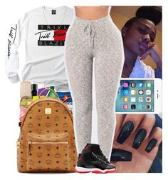 """Untitled #903"" by msixo ❤ liked on Polyvore featuring MCM, Retrò and Fremada"