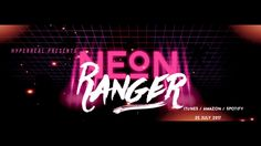 Neon Ranger - Neon Ranger [Album Sampler] [Synthwave / Cinematic / Sci-F...