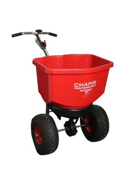 Chapin 82125 All Season Professional Push Broadcast Spreader 125Pound *** You can find more details by visiting the image link.