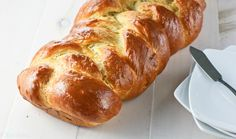 What's better than fresh challah? Not much. Maybe challah french toast or bread pudding the next morning.