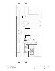 Imagem 13 de 17 da galeria de Casa VGA / Diseño Norteño. Planta Baixa