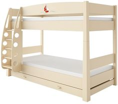 this ladder is cool...ugly bed though