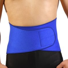 087432d5286 Natuworld New Arrival for Men and Women Waist Lumbar Lower Back  Professional Breathable Elastic Compression Support