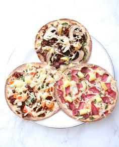 Porsjonspizza