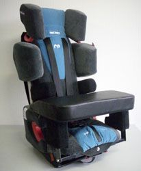 R82 Pilot Special needs car seat | Snug seat and Pilot