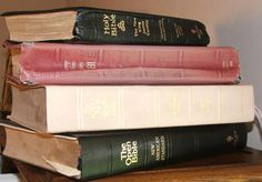 How to Study the Bible With Tools, Tips and Techniques: Selecting a Bible