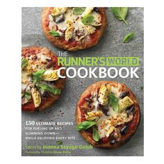 So many great recipes for runners in the Runner's World cookbook.