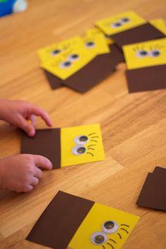DIY SpongeBob Invitations, aka a lesson in elementary geometry
