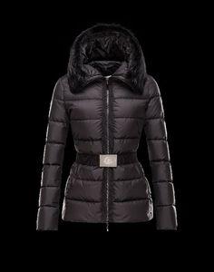moncler online store, outlet shop Moncler FABREGES Damen Anorak Für Sie Schwarz Polyester 41456715WM sale