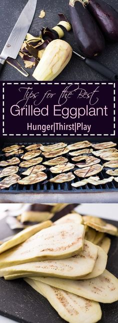 Tender, flavorful, rich eggplant is easy to make with just a few steps in the prep process!