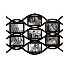 Adeco 7-opening Lace Style Picture Collage Frame | Overstock.com Shopping - The Best Deals on Photo Frames & Albums