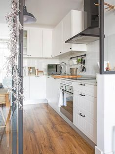 Une cuisine dans une boîte vitrée - PLANETE DECO a homes world