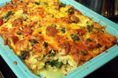 The Skillet Takes: Tahoe Brunch Dish