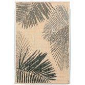Found it at Wayfair - Terrace Silver Palms Indoor/Outdoor Area Rug
