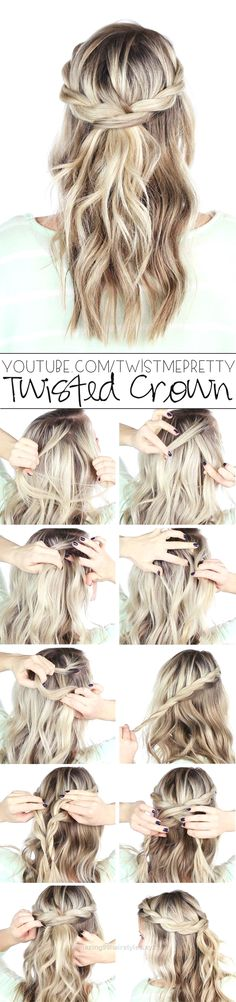 Fantastic 10 Best DIY Wedding Hairstyles with Tutorials    www.tulleandchant… :  The post  10 Best DIY Wedding Hairstyles with Tutorials   www.tulleandchant…:…  appeared first on  Amazing Hairsty ..