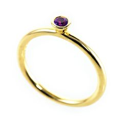 yellow gold stacking rings - Google Search