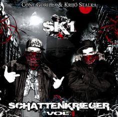 ConeGorilla & Krijo Stalka - Schattenkrieger Vol.1