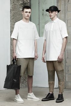 Alexander Wang | Spring 2014 Menswear Collection | Style.com