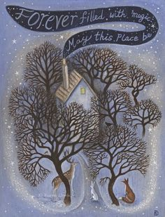 Forever+filled+with+magic+may+this+place+be+by+karendavis+on+Etsy