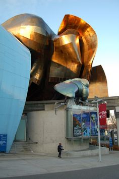 Experience Music Project Seattle, WA