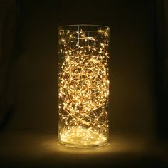 Lights.com | 300 LED Starry Plug-in Copper Wire String Lights
