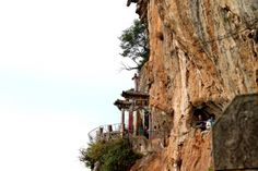 West Hill in Kunming by Benette #travel #asia