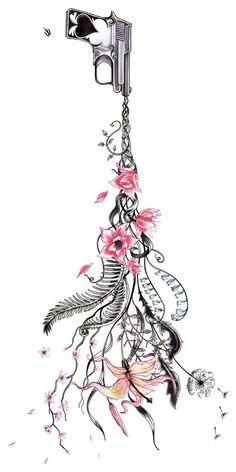 Carousel Horse Tattoo | Posté par miss hirondelle à 15:58 - Commentaires [1] - Permalien ...