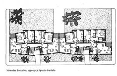 Mostrando Ignazio Gardella, Viviendas Borsalino 1950.jpg