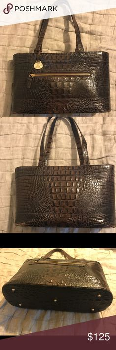 Spotted while shopping on Poshmark  Brahmin Leather Handbag!  poshmark   fashion  shopping 83aab17e5a