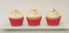 Great Basic Cupcake Tips - also has a recipe for a vanilla cupcake and buttercream frosting