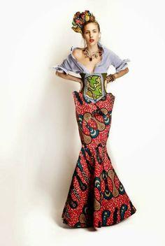 WAX Fashion Crush : Stella Jean !
