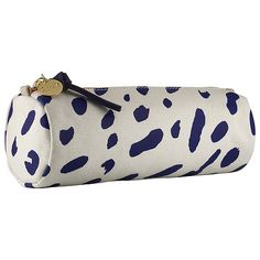 Shop Clare V. for Sephora Collection: Penelope Pencil Case at Sephora. This trendy canvas clutch is perfect for holding all lengthy beauty essentials.