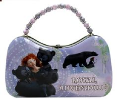Brave movie merchandise   Disney Pixar Movie Brave, Royal Adventure Girls Scoop Purse Carry All ...