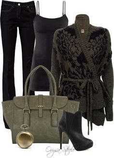 """Dress Down Friday"" by orysa on Polyvore"