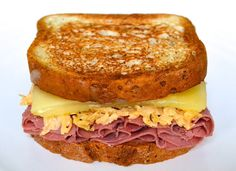 Remember the Reuben? This one is GF!