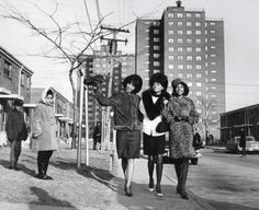 Diana Ross & The Supremes at Brewster-Douglass