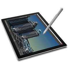 New Surface Pro 4 Tablet Intel - Silver Touch Screen Technology, Best Online Shopping Sites, New Surface, Microsoft Surface Pro 4, Home Network, 4gb Ram, Sd Card, Wi Fi, Coding