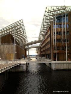 #AstrupFearnley #Museum #Oslo #RenzoPiano