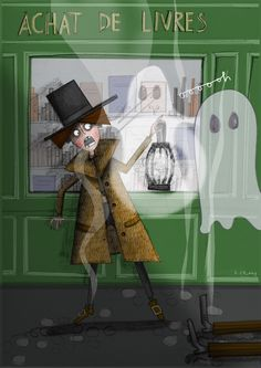 Halloween_Col_KellyCanby Halloween, Anime, Art, Art Background, Kunst, Cartoon Movies, Anime Music, Performing Arts, Animation