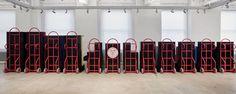Una colección de muebles móviles diseñados para la Universidad de Cornell - FRACTAL estudio + arquitectura