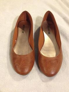 Payless perfect Bourbon Brown flats :)