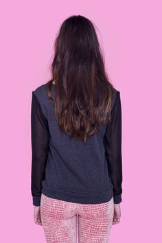 Bluse fra Hollywood mærket LNA Bluse - Camille Sweater - Pris: 200 ,- http://frejafashion.dk/products/camille-sweater