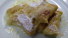 Kartoffelrupfhauben   Bild: BR French Toast, Breakfast, Desserts, Food Porn, Hoods, Raspberries, Food And Drinks, Food Food, Morning Coffee