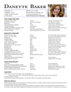 actor resume best template collection sample security guard free best free home design idea inspiration