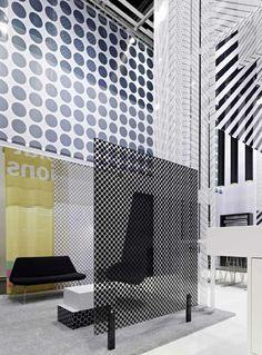 Ippolito Fleitz Group – Janoschka exhibition stand, drupa 2012  - exhibition stuff -