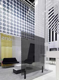 Janoschka Exhibition Stand by Ippolito Fleitz Group