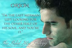 One word MERMAIDS!  Want Paranormal Romance mixed with the allure of the sea? Dive into the seven seas with this mermaid fantasy as you discover the Occulta Mirum hot mermen magic and mayhem in the one of a kind TIDAL KISS TRILOGY! Book 1-THE KISS THAT KI